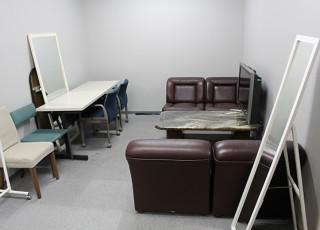 メイク室1