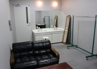 メイク室2