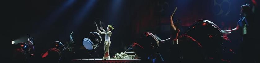 TAO 全国各地でSOLD OUTが続出し、 ブロードウェイ上演作品に決定した舞台を映像化