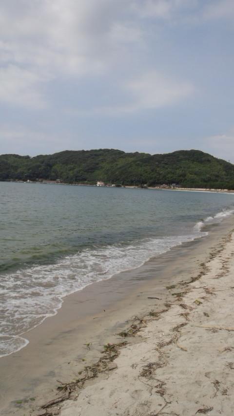 糸島 深江海水浴場2