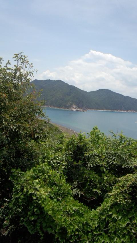 糸島 芥屋の大門 展望所