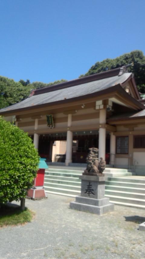 西公園 光雲神社2