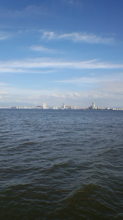 能古の島 渡船場