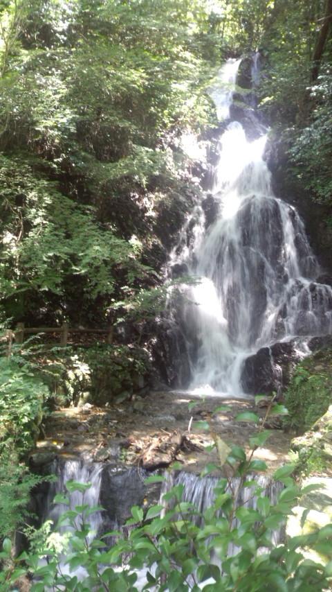 うきは 調音の滝