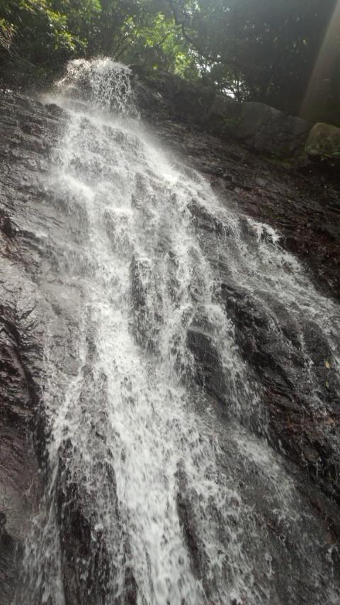 井原山アンノ滝2
