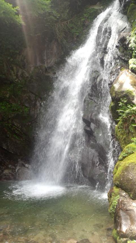 石釜 坊主ヶ滝1