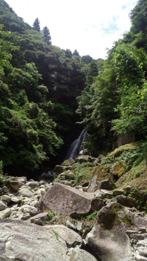 石釜 坊主ヶ滝2