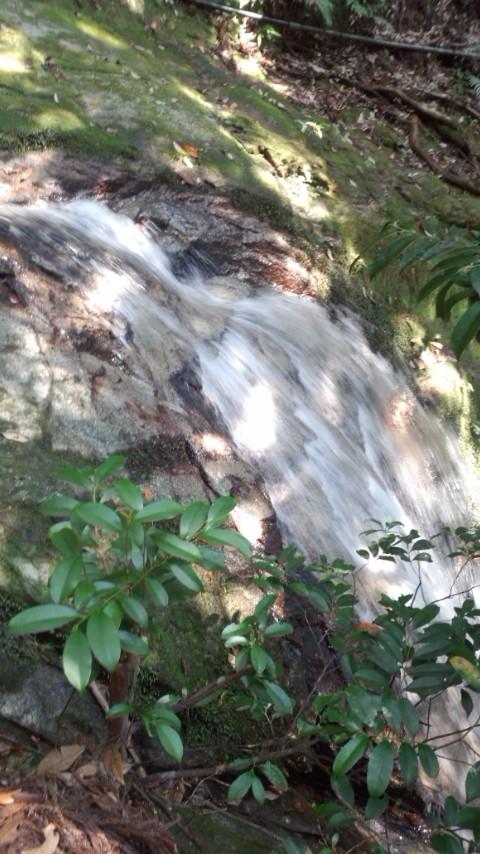 那珂川町 不入道の滝1