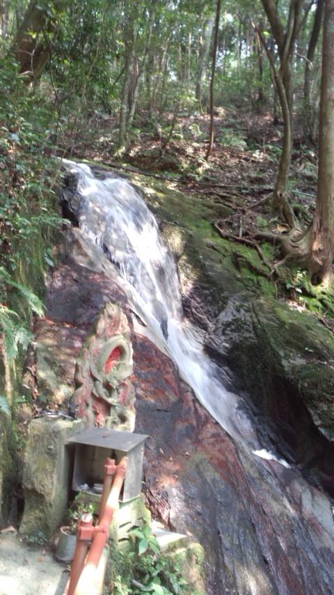 那珂川町 不入道の滝2