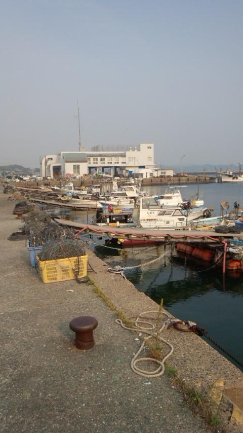 糸島岐志漁港