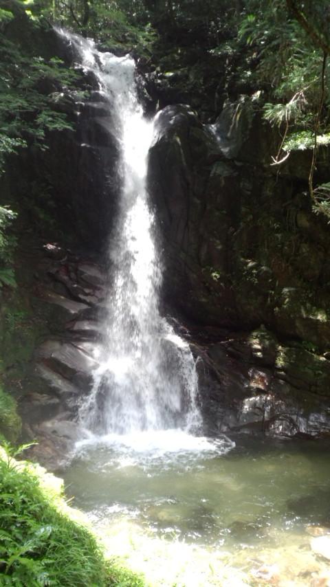 石釜 花乱の滝1