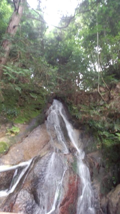 那珂川町 光善の滝1