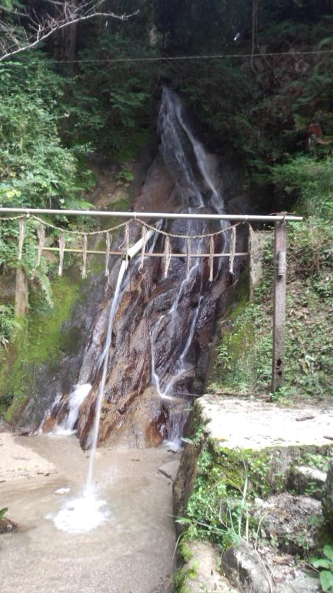 那珂川町 光善の滝2