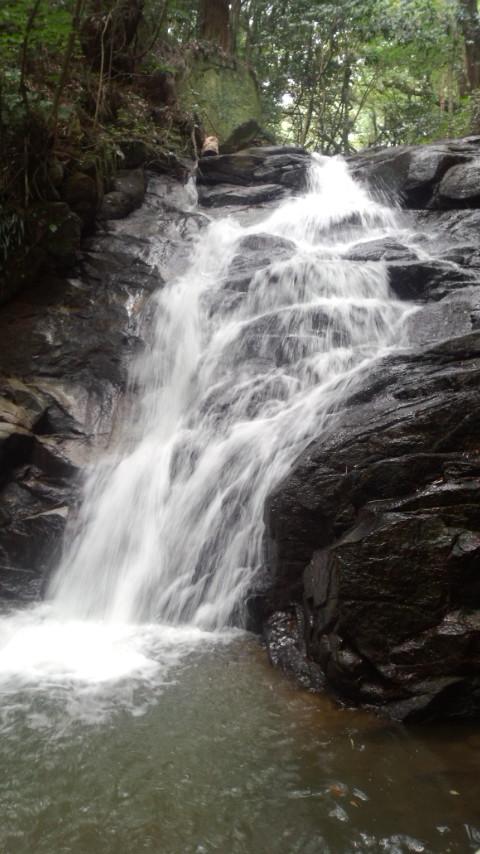 那珂川町 妙見の滝1