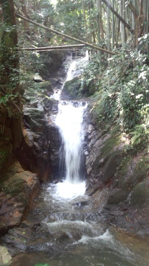 那珂川町 妙見の滝2
